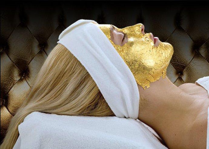 Ne csak félig szépüljön meg a bőröd! TELJES hatású luxus arckezelés 24 karátos arannyal a szokásos 20-30 perc helyett egy hatástöbbszöröző, 60 perces változatban: 24.500 Ft-ot spórolhatsz! + Ajándék speciális mélyhámlasztó kezelés