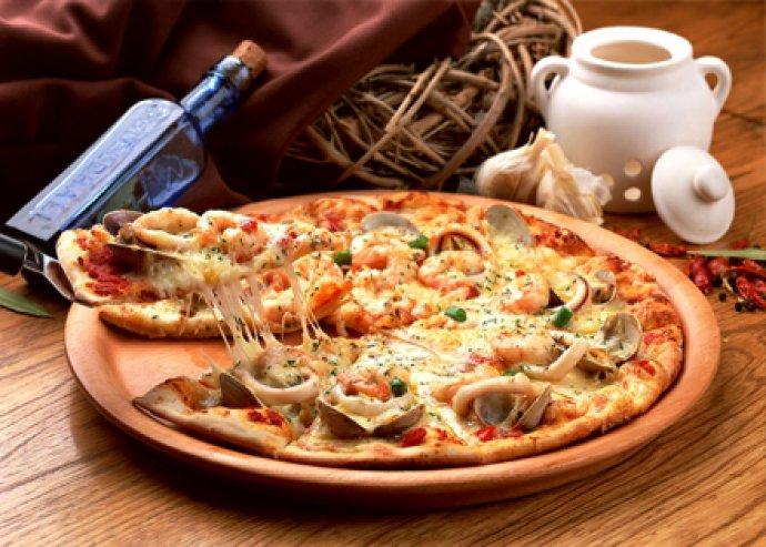 A méret a lényeg! Nekünk van a legnagyobb! 70 cm-es Jumbo Pizza 10 féle ízben + 4 főre mályvacukor, csokifondű házhozszállítva most 5.520 Ft helyett csak 2.760 Ft
