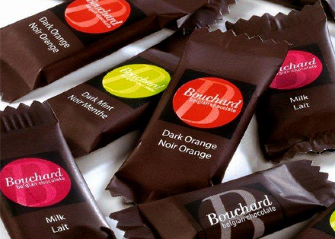 Bouchard pillanatok. Különleges belga csokoládé először Budapesten! Válassz két fajta Bouchard csokoládé közül ajándéknak vagy nassolni, most 3.300 Ft helyett 1.650 Ft