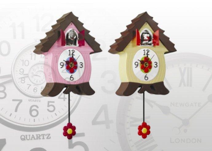 Ideális ajándék gyerekeknek és a szívük mélyén fiatal felnőtteknek! Coo Clocks órák