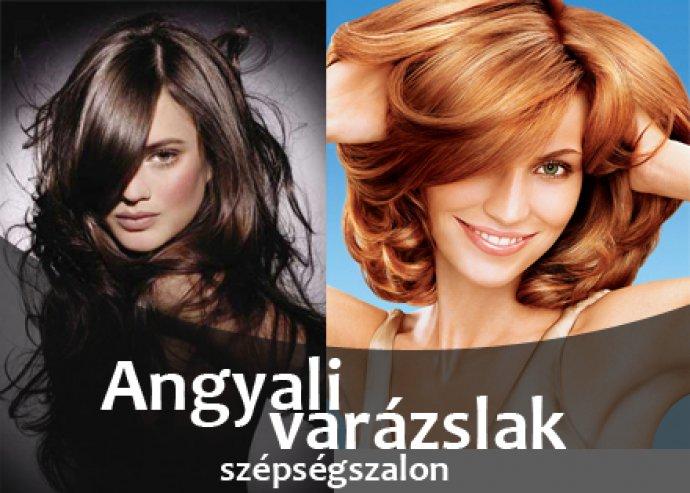 Női hajvágás és szárítás bármilyen hajhosszra, extra regeneráló pakolással. A hajtípusnak megfelelő hajápolás és egy finis termék.