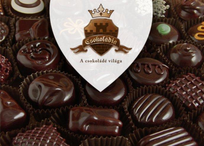 4 db saját készítésű bonbon kóstolás, 100 gramm elvitelre + 2 tábla csokoládé