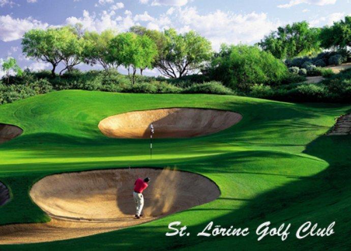 Pályabemutató és golfoktatás 90 percben