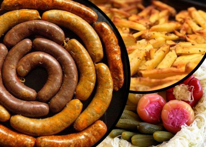 Családi adag, ízletes grill csomag 3.000 Ft helyett 1.490 Ft