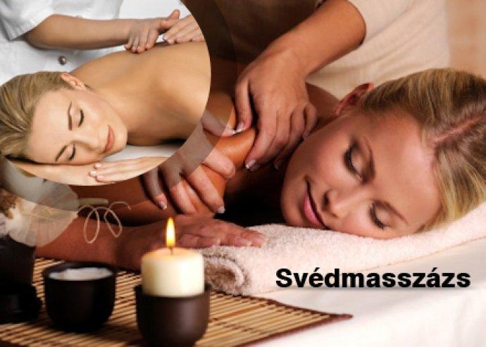 2 x 50 perc svédmasszázs a Trendy Szépségszalonban