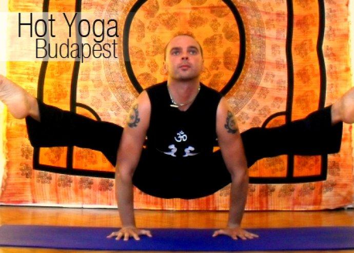 4 alkalmas yoga bérlet a Ganapati II. Yoga Studióban