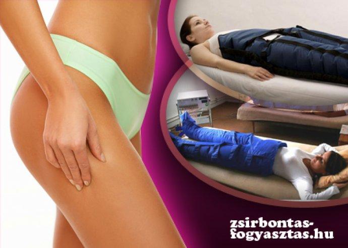4 alkalmas nyirok hullámmasszázs és vibrotréner kezelés