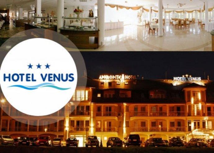 3nap / 2éj / 2fő részére a Hotel Venus*** Zalakarosban