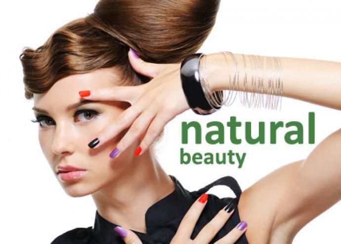 Női hajvágás (mosás, vágás, szárítás ) + fejmasszázs a Natural Beauty Szépségszalonban