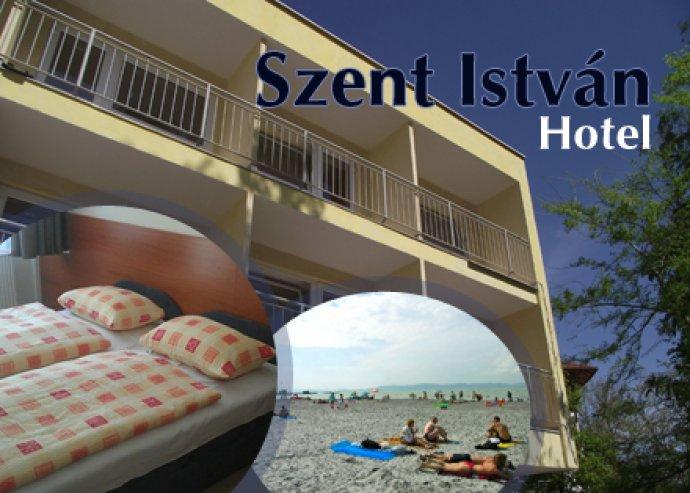 Szent István Hotel 6nap / 5éj / 2fő + 3 éves gyermek részére ingyen, ellátás nélkül