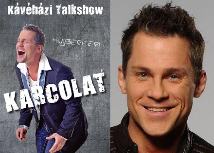 Karcolat - Különleges, zenés kávéházi talk show sorozat