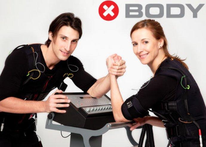 1 alkalmas XBody edzés a Perfect Body Studioban