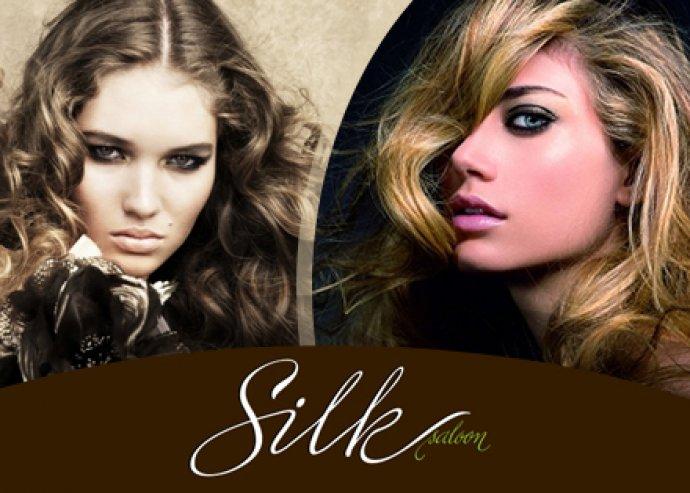 Női hajvágás + szárítás + hajsütés vagy hajvasalás