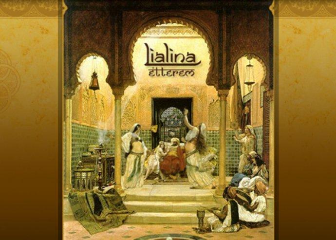 Ételfogyasztás a Lialina étteremben 2 fő részére