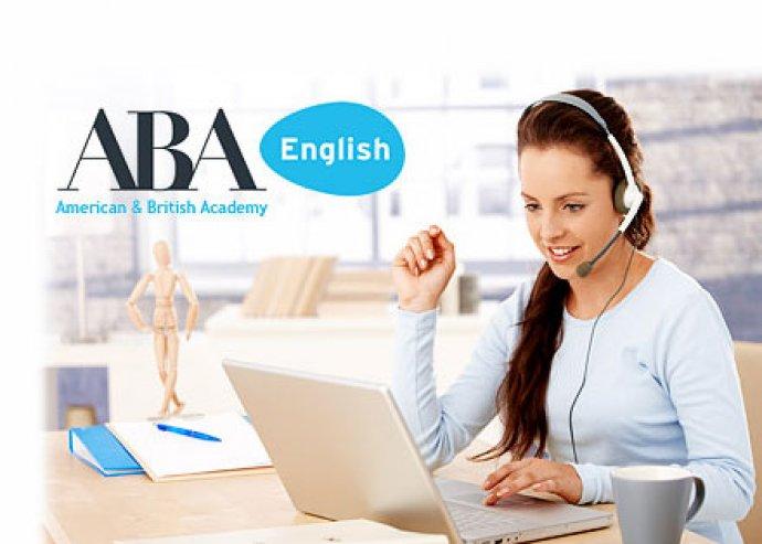 Online Angol nyelvtanfolyam az ABA English nyelviskolában, anyanyelvi tanárokkal