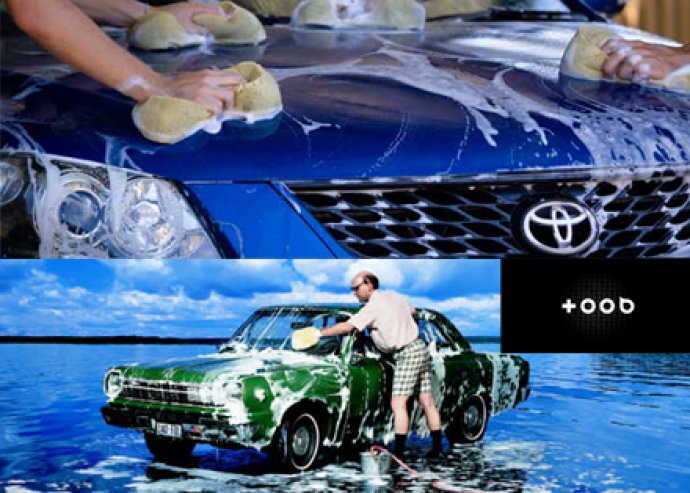 Külső-belső prémium autómosás a Toob és a Velox telephelyén