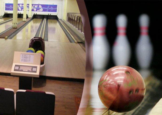 1 óra bowlingozás maximum 6 fő részére a Novotel Retro Bowling Pub-ban