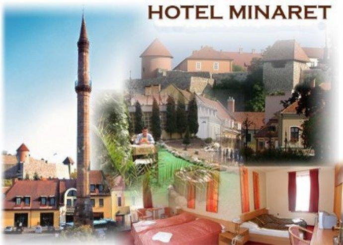 4 nap/3 éj 2 fő részére az egri Hotel Minaretben a  szüreti fesztiválok idején