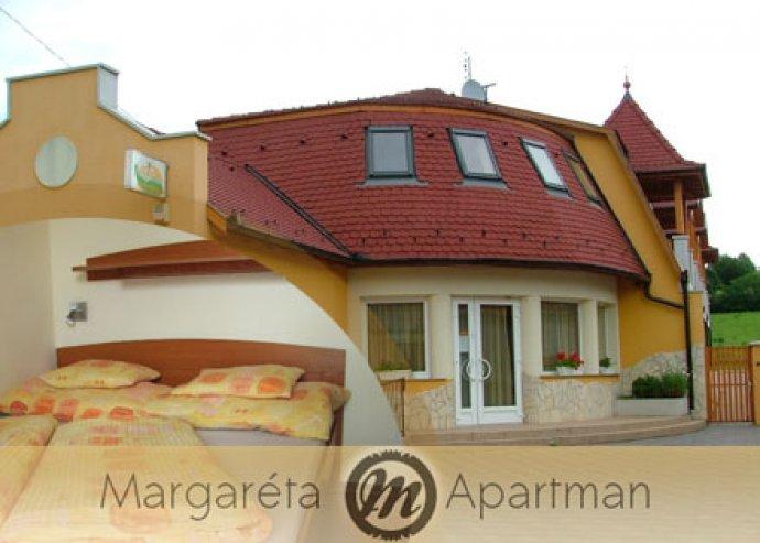 3 nap/ 2 éj a bogácsi Margaréta Apartmanban 4 fő részére reggelivel, termál és gyógyfürdő belépővel