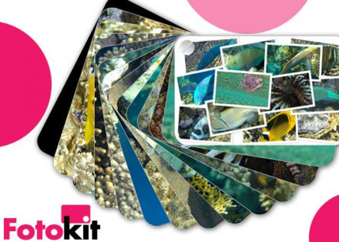 24 oldalas Fotokit album házhozszállítással