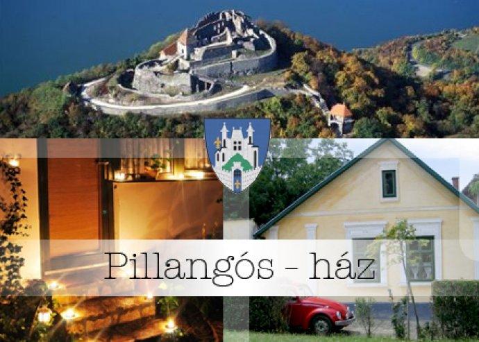 3 nap 2 éj a Pillangós-házban Visegrádon