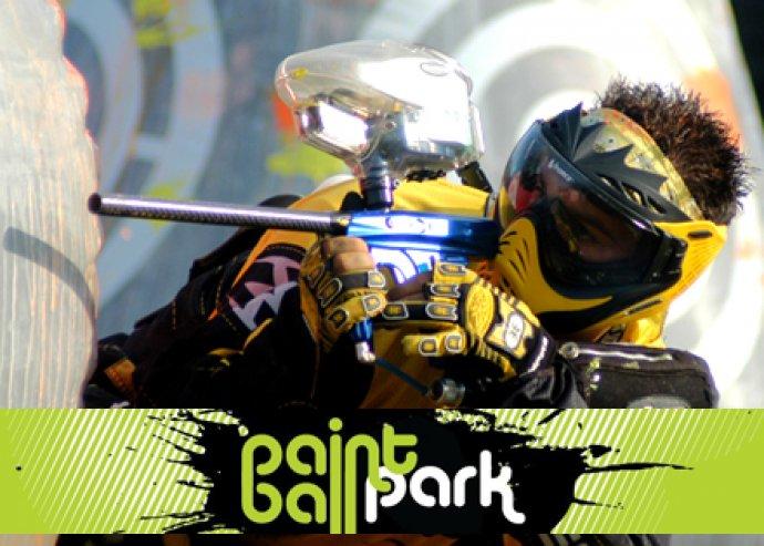 4 órás Paintball játék, 100 db lőszer, fedett pályán, korlátlan ásványvíz fogyasztással
