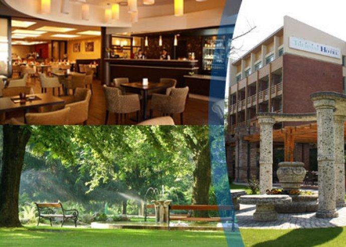 3 nap 2 éj 2 fő részére félpanzióval wellness használattal a Thermal Hotel Harkányban