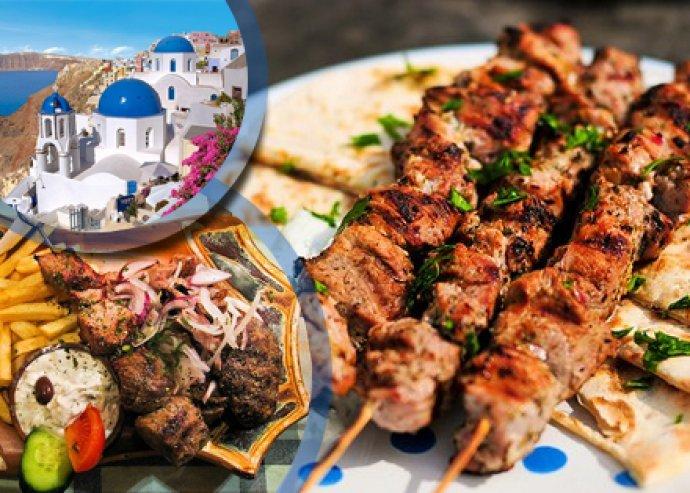 A la Carte étel és italfogyasztás 2 fő részére a Mytos ételbárban