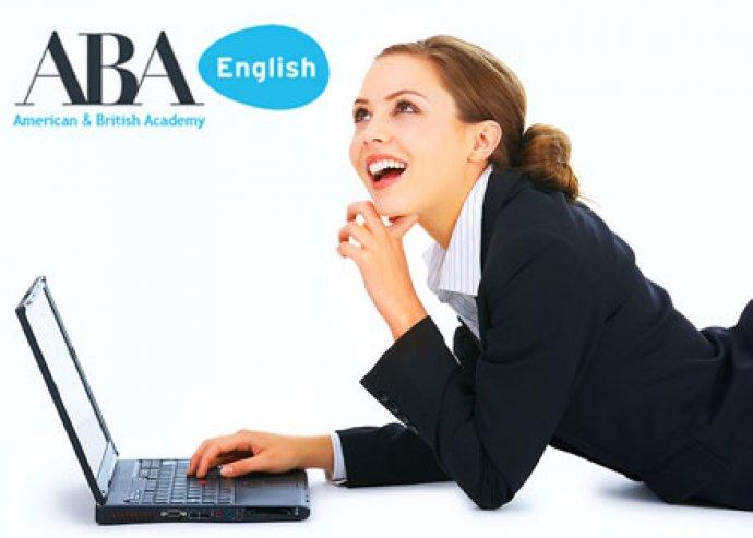 Online Angol nyelvtanfolyam az ABA English nyelviskolában