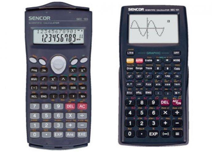 Sencor számológép
