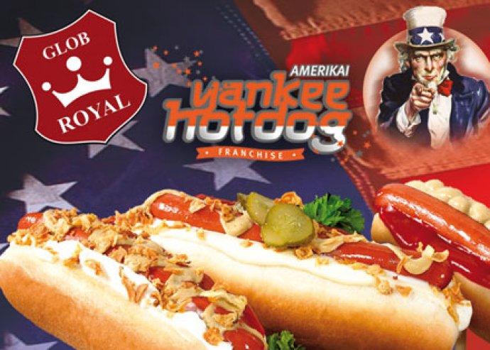 2 óra biliárdozás + 2 db amerikai yankee hot-dog