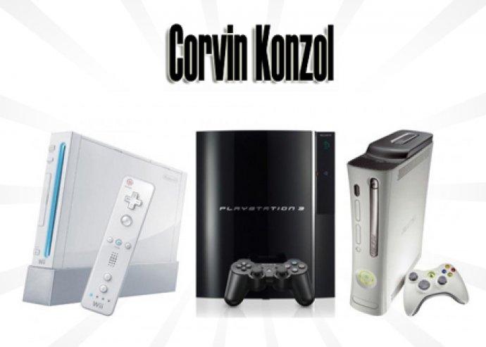 1.000 Ft értékű utalvány 300 Ft-ért játékokra a Corvin Konzolban!