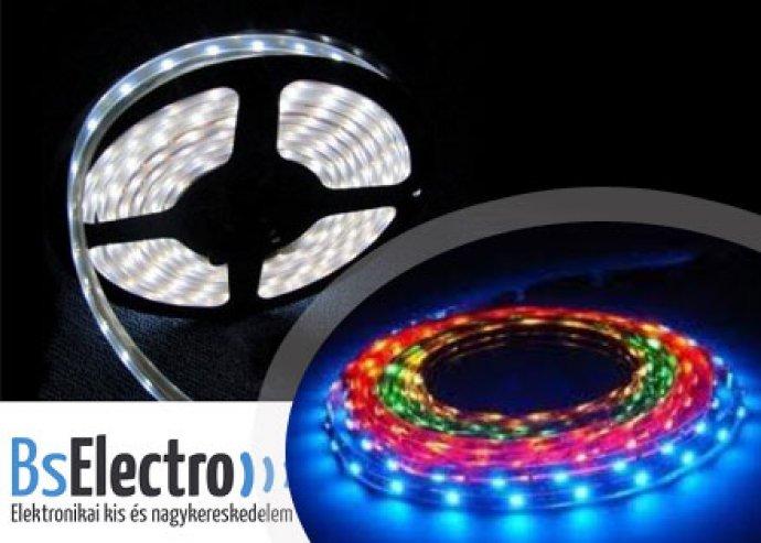5 méter hosszú 600db-os LED izzósor