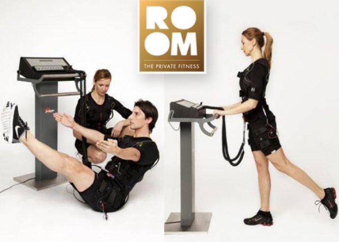 3 alkalmas X-body speedtraining a Room Fitnessben
