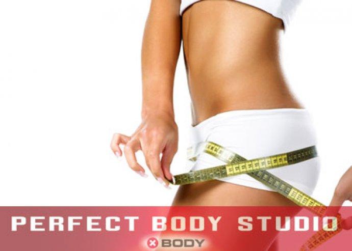 9 kezelésből álló S.O.S. fogyasztó csomag a Perfect Body Stúdióban