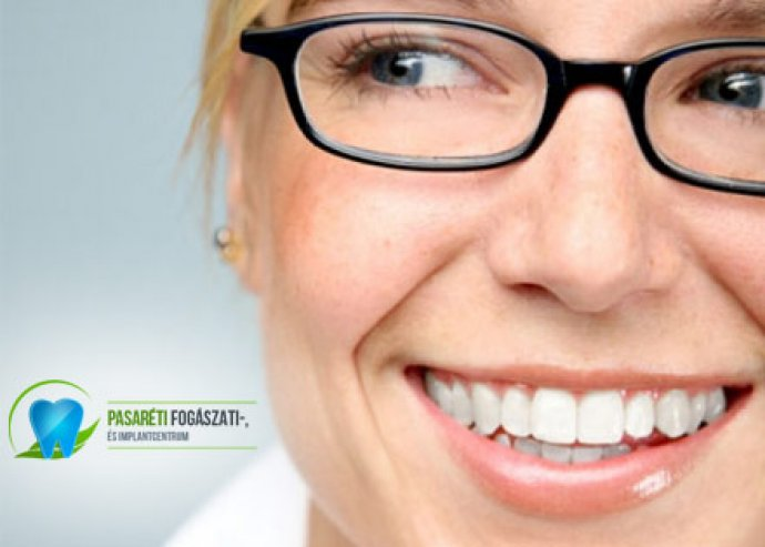 Esztétikus fogtömés, fogászati állapotfelmérés, rákszűrés