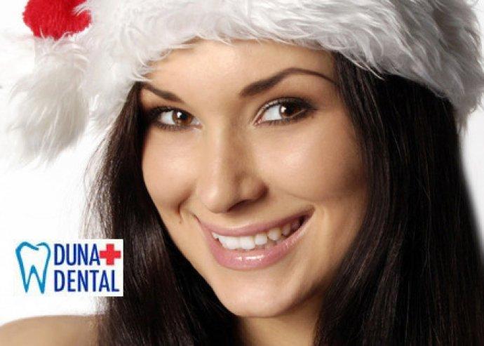 Fogékszer felhelyezés a Duna Dental Klinikán
