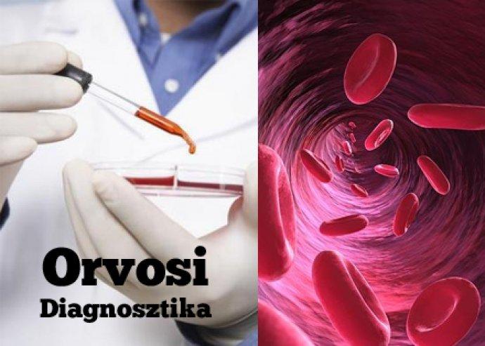 4 vizsgálat egyetlen vérvétellel