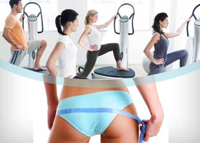 Vibrációs tréning + testtekercselés + cellulitisz masszázs