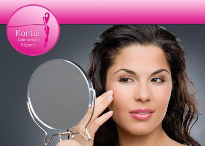 Pattanásos bőr kezelése/rosacea eltávolítása