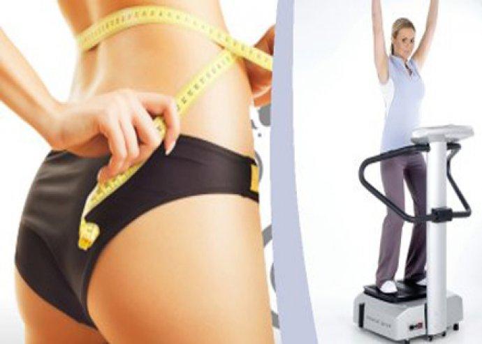 3 alkalmas Power Step Plus vibrációs tréning edzés