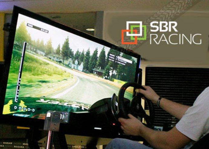 SBR Racing szimulátorozás