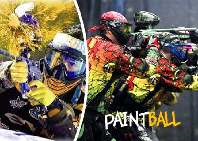 Korlátlan paintball