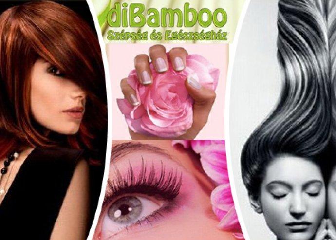 Új frizura, szemöldök, smink, körmök és stílus tanácsadás