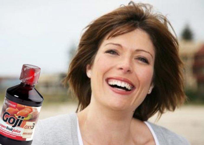 Optima Goji jótékony gyógyhatású italkészítmény