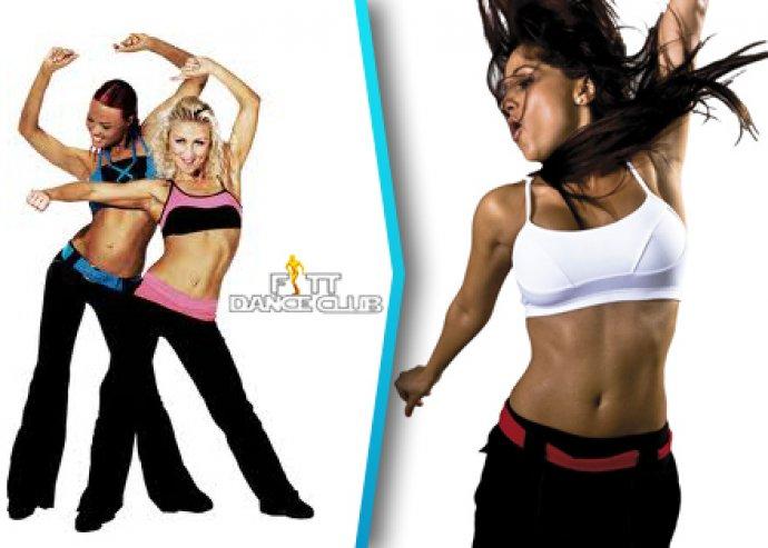 4 alkalmas universalis fitneszbérlet a Fitt Dance klubba