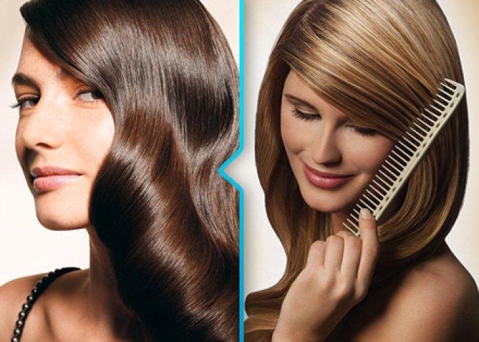 Lisse Design keratin terápia, tartós hajegyenesítés