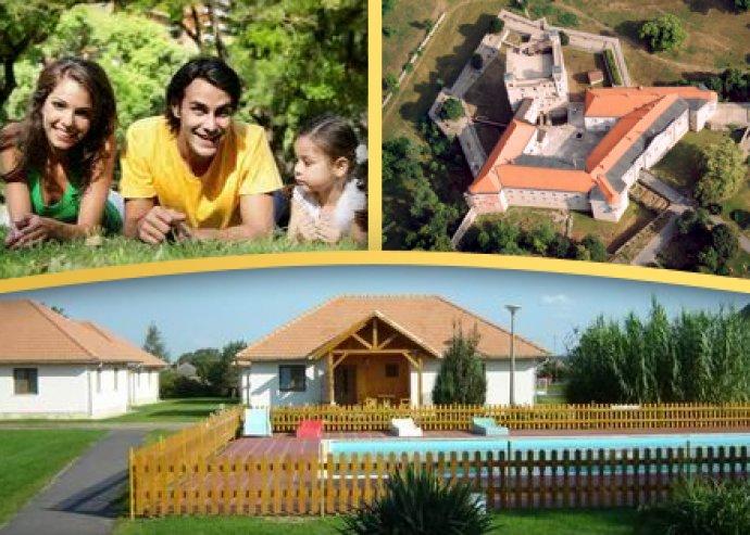 3 napos családi üdülés a Zemplénben
