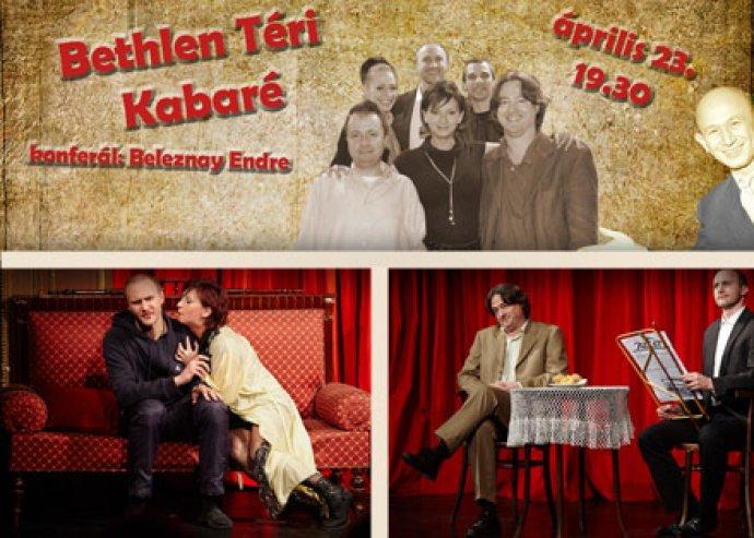 Stand-up és comedy est a Bethlen Téri Színházban