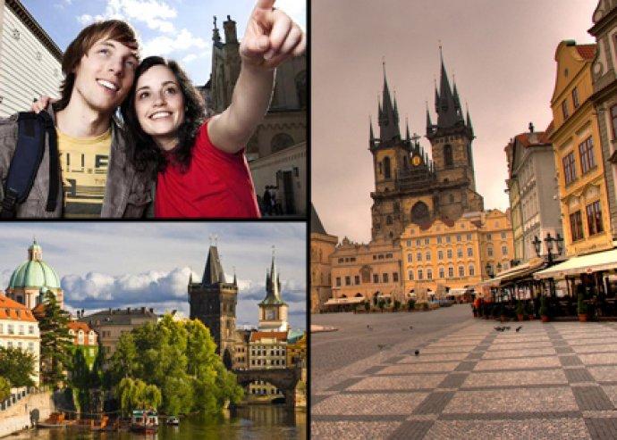 3 éjszaka, 2 fő részére Prágában a Garni Hotel Praha-ban